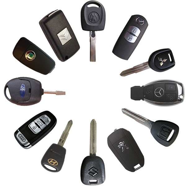 Copy Car Key Price