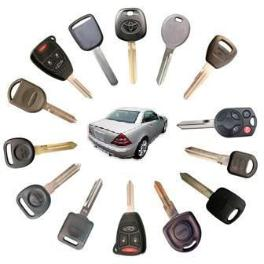 Car Key Duplication