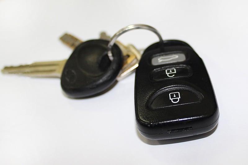 Automtoive Key Fob