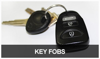 Image of a car key fob