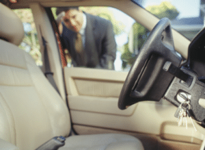 Locked your keys in your car? Call us for lockout service.