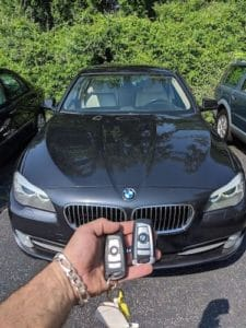 warwick-locksmith-make-bmw-535i--car-keys